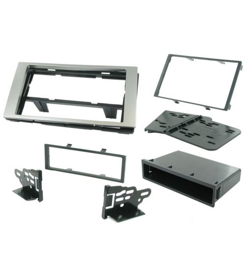 Connects2 Single/Double DIN Stereo Fascia Adapter For Ford - CT24FD37