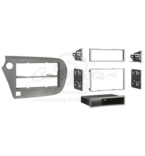Connects2 Single/Double DIN Stereo Fascia for Honda - CT24HD06L