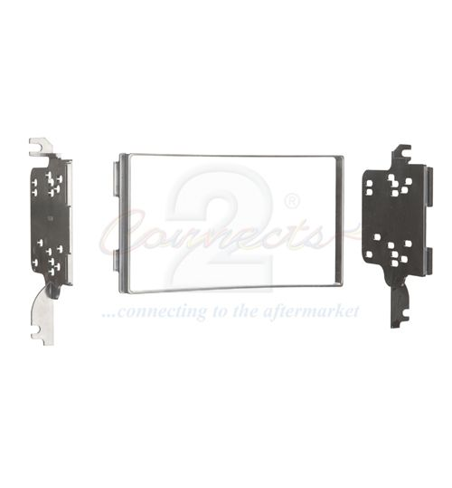 Connects2 Double DIN Stereo Facia Adapter For Hyundai Tuscon CT24HY11
