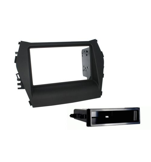 Connects2 Double DIN Stereo Facia Adapter For Hyundai - CT24HY25