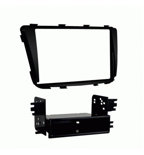 Connects2 Single/Double DIN Stereo Facia Adapter For Hyundai CT24HY27