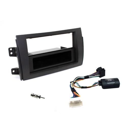 Connects2 Car Stereo Fitting Kit Single / Double DIN Facia Radio Installation For Suzuki - CTKSZ03