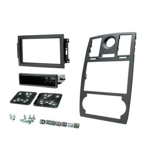 Connects2 Double DIN Stereo Fascia Adapter For Chrysler - CT24CH16