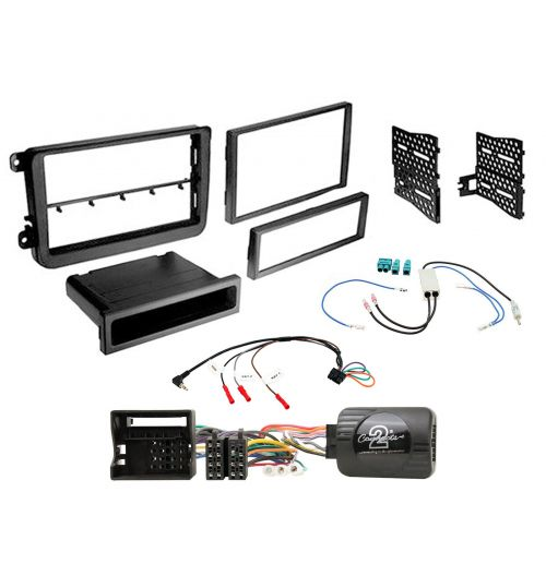 Connects2 Retrofit Car Stereo Fitting Kit Volkswagen (VW) - CTKVW22