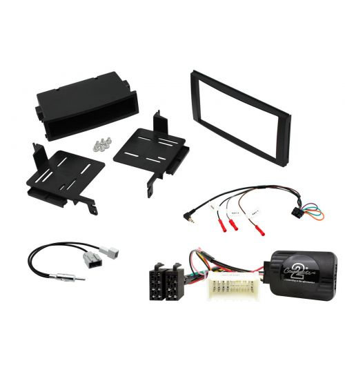 Connects2 Car Stereo Fitting Kit Double DIN Facia Radio Installation For Hyundai - CTKHY03