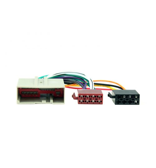 Connects2 Stereo Wiring Harness Adaptor ISO Lead For Land Rover - CT20LR01