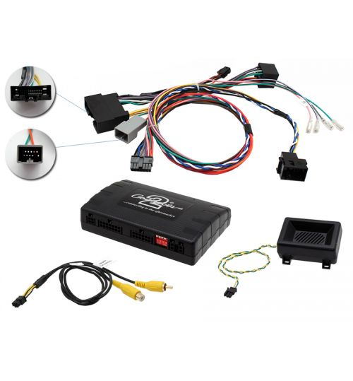 Connects2 Infodapter Interfaces for Land Rover - CTULR02