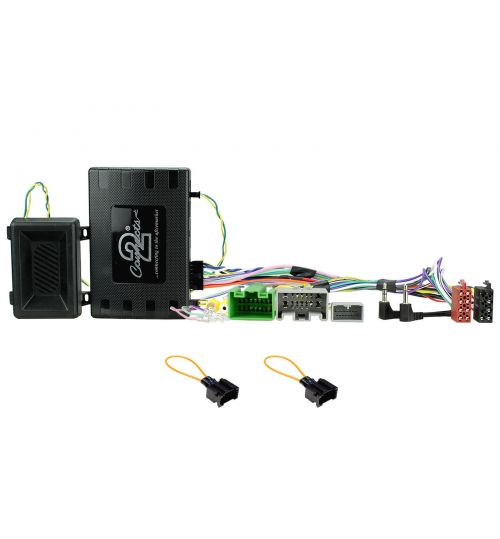 Connects2 Infodapter Interface - Volvo XC60 Amplified Vehicles - CTUVL02