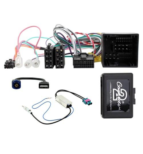 Connects2 USB Retention & Parking Sensor Interface - Peugeot Expert SWC - CTSPG019.2