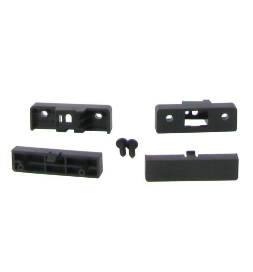 Connects2 Single DIN Stereo Fascia Adapter For Audi A3 (8L) - CT24AU08