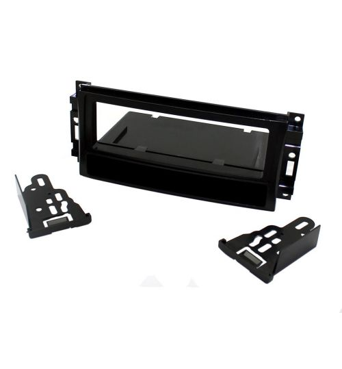 Connects2 Single DIN Stereo Fascia Adapter For Chrysler - CT24CH08