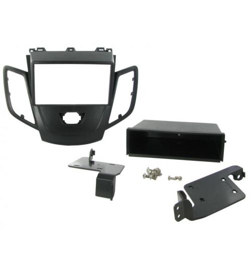 Connects2 Single DIN Stereo Fascia Adapter For Ford Fiesta - CT24FD31