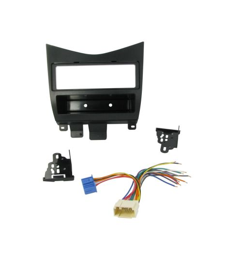 Connects2 Single DIN Stereo Fascia Adapter For Honda Accord - CT24HD04