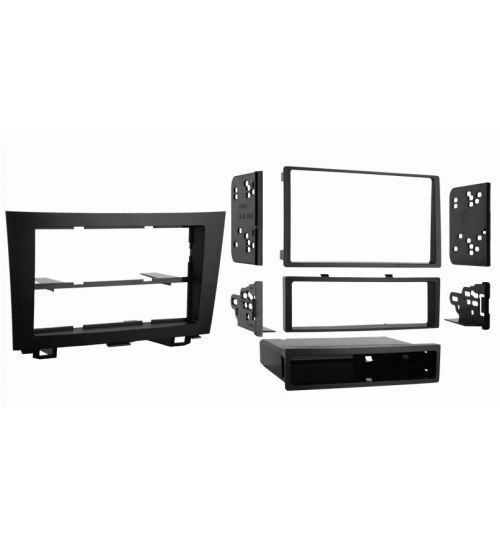 Connects2 Single/Double DIN Stereo Fascia Adapter For Honda - CT24HD07