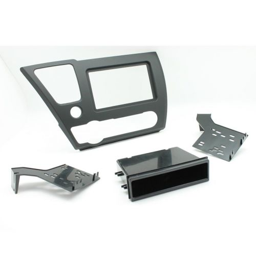 Connects2 Single/Double DIN Stereo Fascia For Honda - CT24HD11L