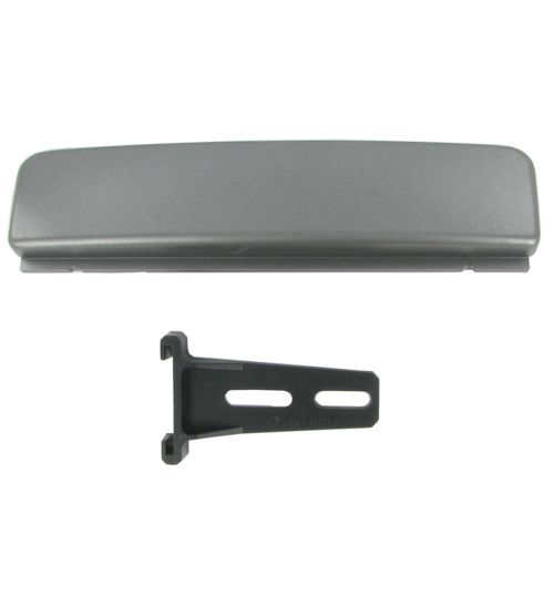Connects2 Single DIN Stereo Fascia Half Panel For Jaguar - CT24FD04