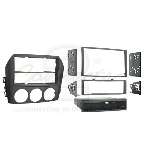 Connects2 Single DIN & Double DIN Stereo Fascia Adapter For Mazda - CT24MZ08