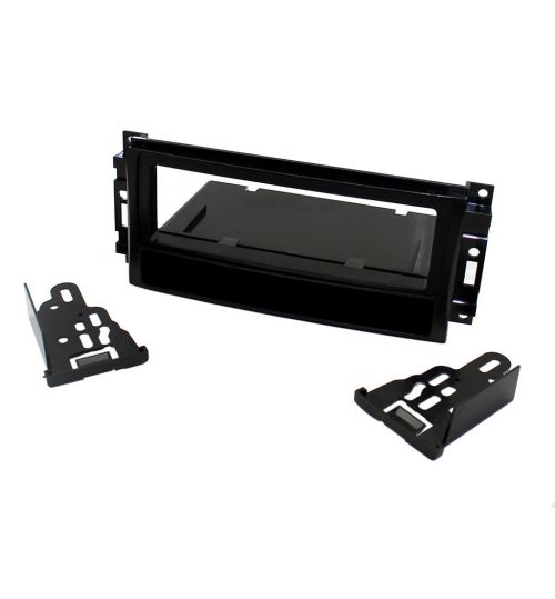 Connects2 Single DIN Stereo Fascia Adapter For Mitsubishi - CT24CH08