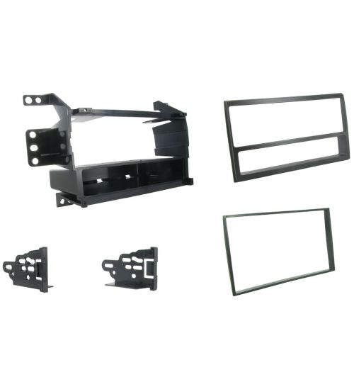 Connects2 Single DIN Stereo Fascia Adapter For Nissan - CT24NS11