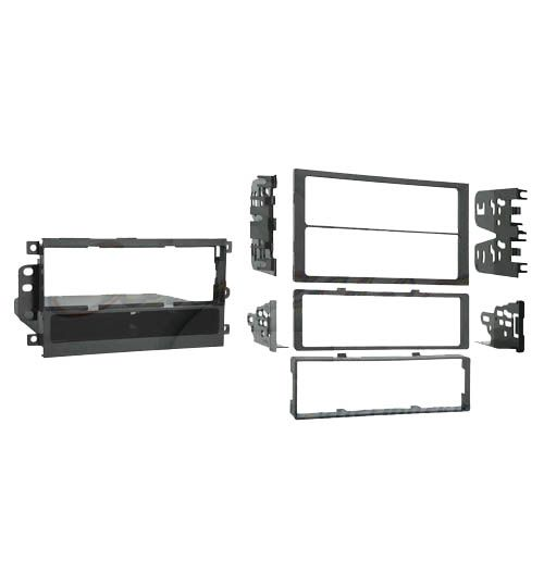Connects2 Single DIN Stereo Fascia Adapter For Suzuki - CT24SZ07