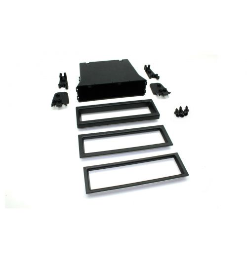 Connects2 Universal Single / Double Din Fascia Plates - CT24UV17