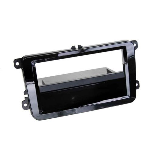Connects2 Single DIN Stereo Fascia Adapter For Skoda - CT24VW17