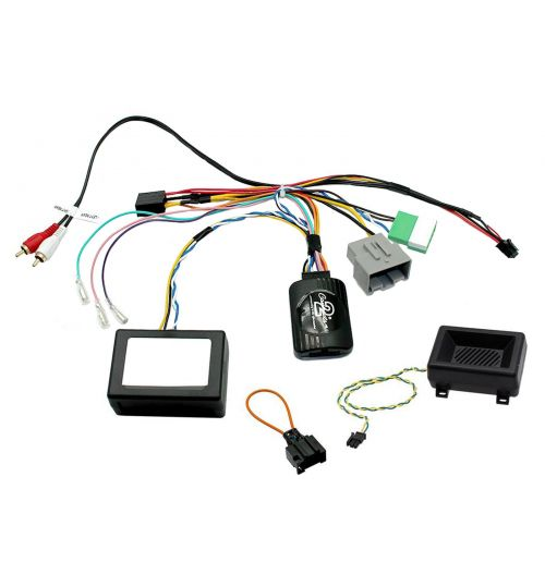 Connects2 Steering Wheel/Stalk Interface For Land Rover Freelander 2 - CTSLR010.2