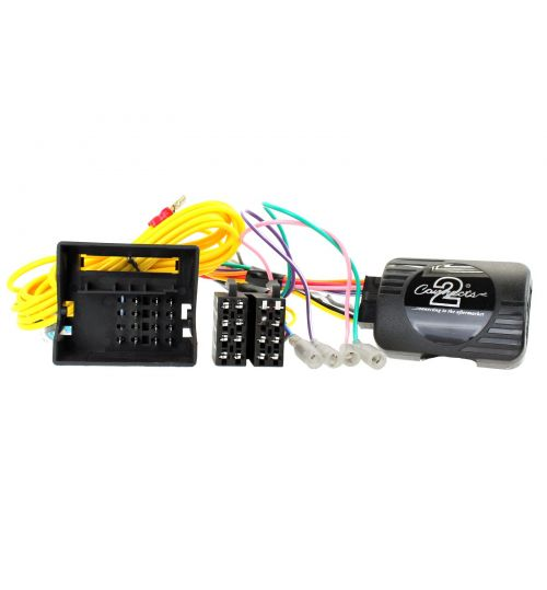 Connects2 Steering Wheel/Stalk Interface For Mercedes - CTSMC011.2