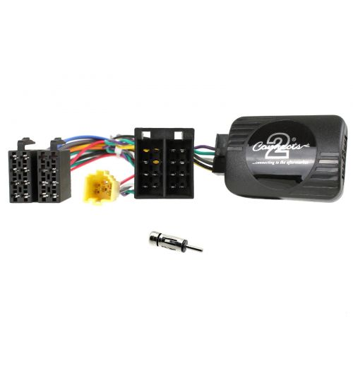 Connects2 Steering Wheel/Stalk Interface For Renault - CTSRN005.2AA