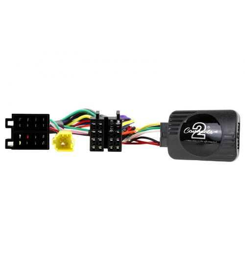 Connects2 Steering Wheel/Stalk Interface For Renault - CTSRN012.2
