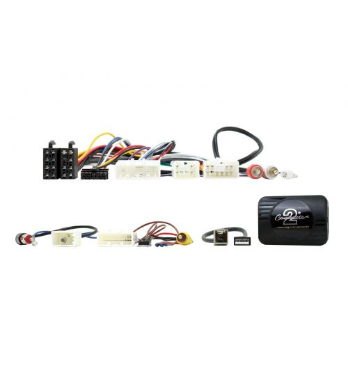 Connects2 Steering Wheel/Stalk Interface - Toyota - CTSTY015.2