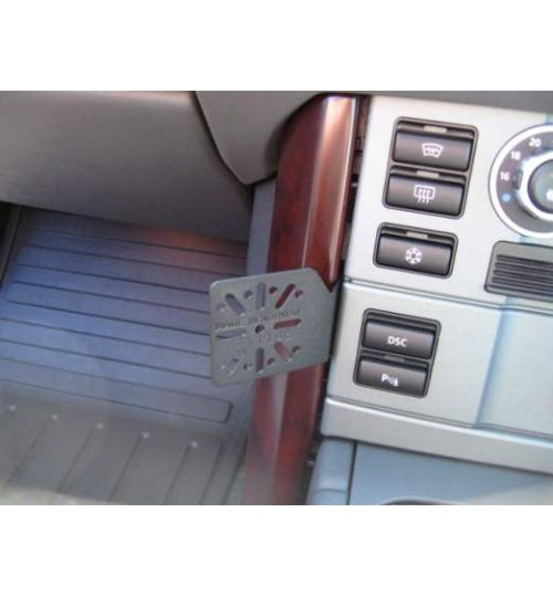 Dashmount 711135 Upper Console Mounting Bracket Range Rover