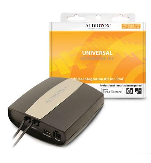 DICE - AUNI-150-PRO Universal iPod / iPhone FM RDS Kit