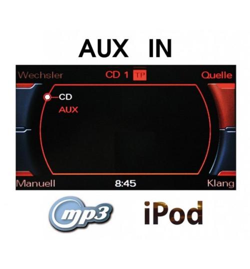 36664 Audi Concert/Symphony Retrofit AUX-IN Radio