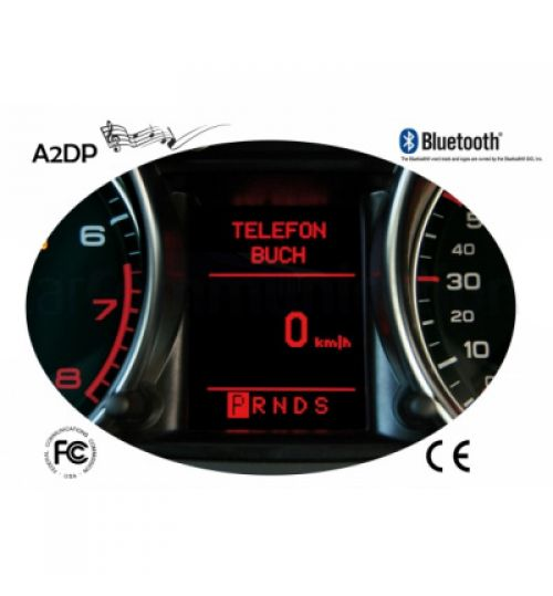 FISCON Handsfree OEM Bluetooth - Basic - Audi, Seat - 36429