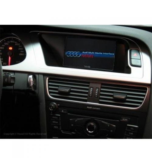 FISCON Handsfree OEM Bluetooth A4 8K, A5, Q5  - Basic-Plus 36431-1