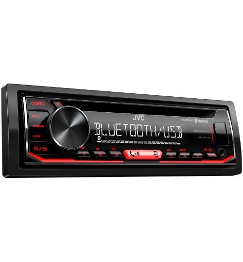 JVC KD-R794BT Car Stereo Digital Media Receiver & CD Player - Bluetooth & USB/AUX Input
