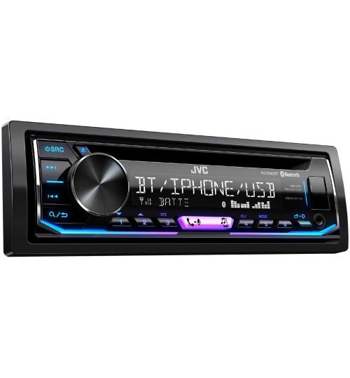 JVC KD-R992BT Car Stereo Digital Media Receiver & CD Player - Bluetooth & USB/AUX Input