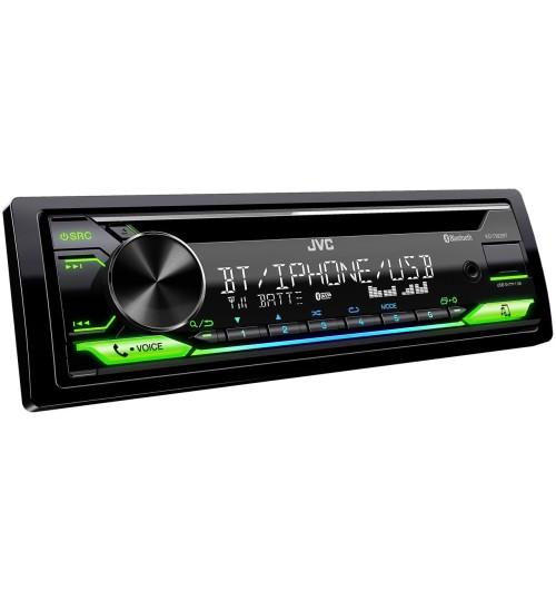 JVC KD-T922BT Car Stereo Digital Media Receiver & CD Player - Bluetooth & USB/AUX Input