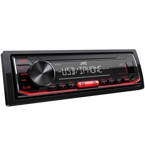 JVC KD-X262 Car stereo Digital Media Receiver with USB/AUX Input