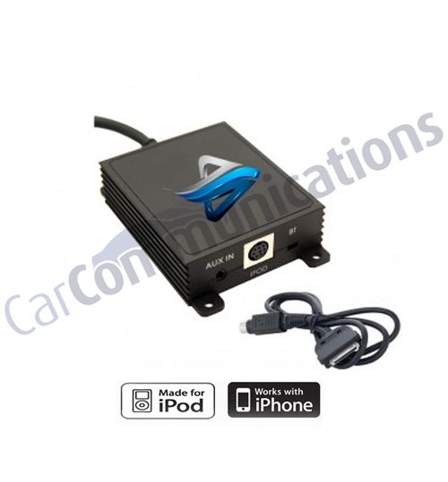 iPod Interface Mobridge iPod & Aux Interface for Mercedes COMAND NTG1 & NTG2 - POD-MB2