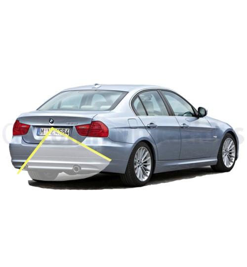 BMW 3-Series (E90/E91/E92/E93) Rear Camera Kit for CIC Navigation Systems