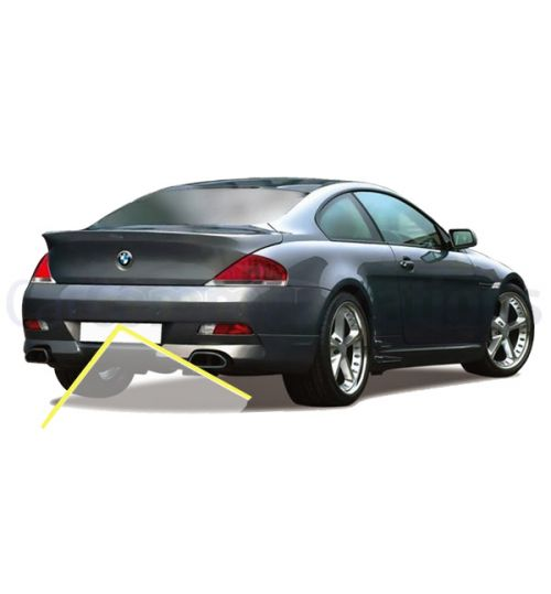 BMW 6-Series (E63/E64) Rear Camera Kit for CIC Navigation Systems