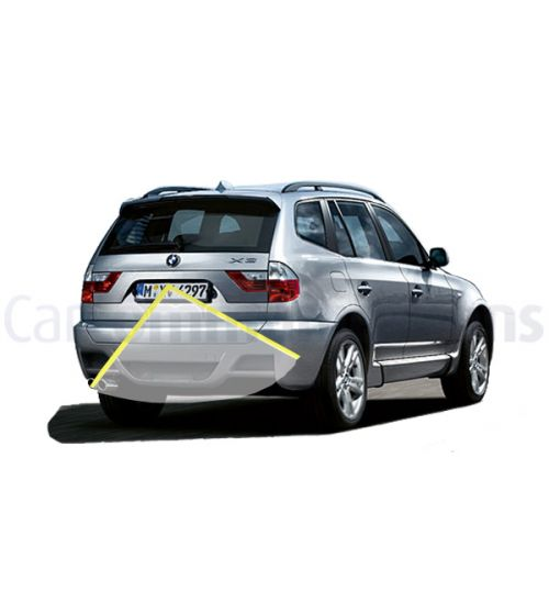 BMW X3 (E83) Rear Camera Kit for CIC Navigation Systems