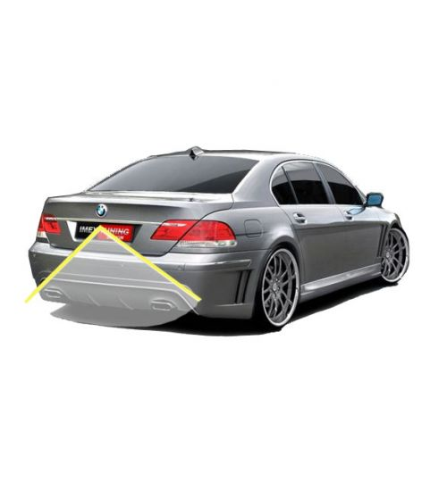 BMW 7-Series (E65/E66/E67/E68) Rear Camera Kit for CIC Navigation Systems