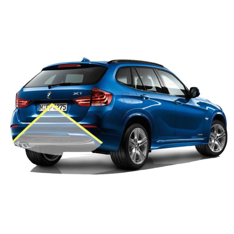 BMW X1 (E84) Rear Camera Kit For CIC Navigation Systems