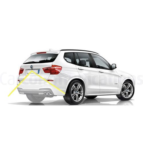 BMW X3 (F25) Rear View Camera Kit for CIC Systems