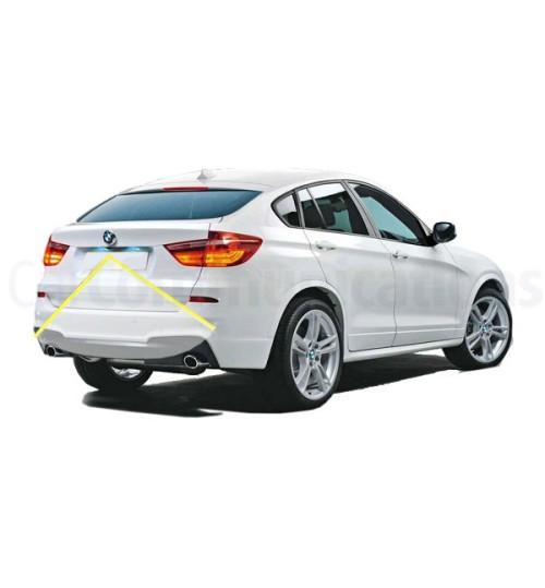 BMW X4 (F26) Rear View Camera Kit for NBT EVO Systems