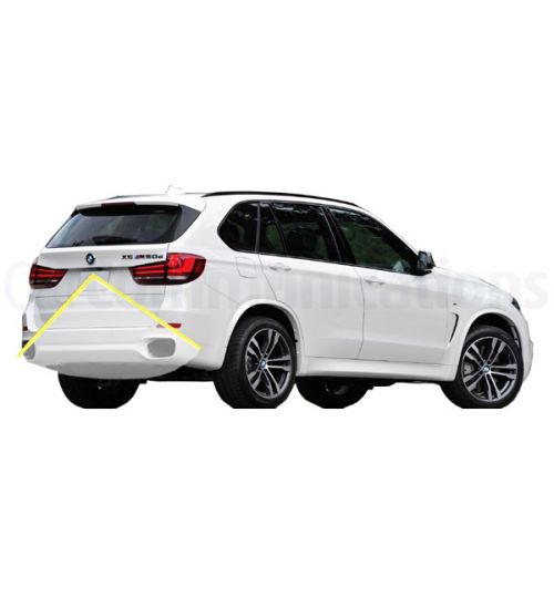 BMW X5 (F15) Rear View Camera Kit for NBT Systems