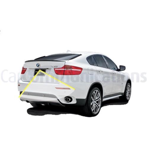 BMW X6 (E71/E72) Rear Camera Kit for CIC Navigation Systems